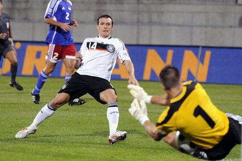 """Nationalspieler Trochowski: """"Mehr tun als die anderen"""""""