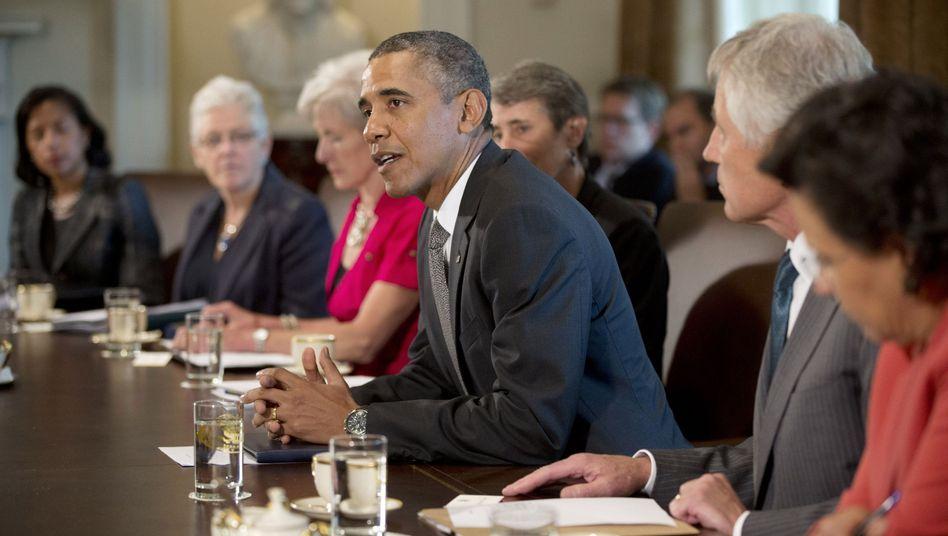 US-Präsident Obama: Kritik an Putin