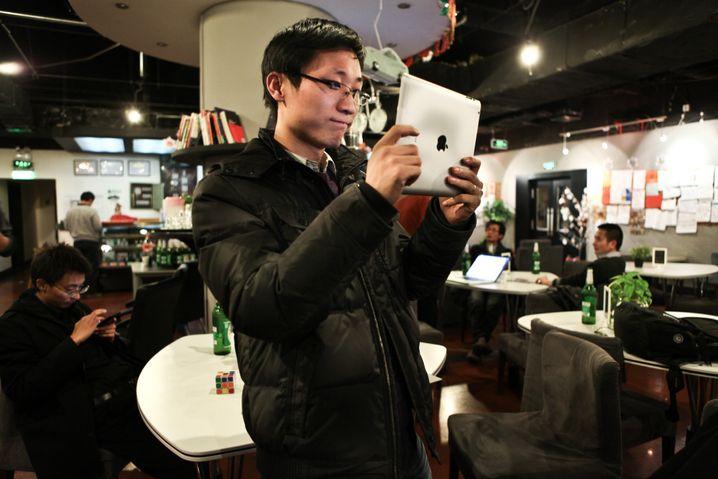 Chinesische Gründer im Garage Cafe: Aufbruch ins High-Tech-Zeitalter