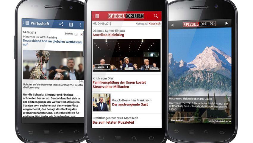 Spiegel Online Eilmeldung