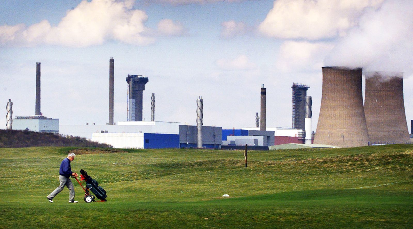 Atomkraftwerk / Atomenergie / England