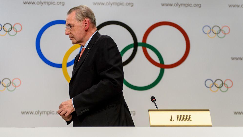 Jacques Rogge: Der Chirurg unter den Präsidenten
