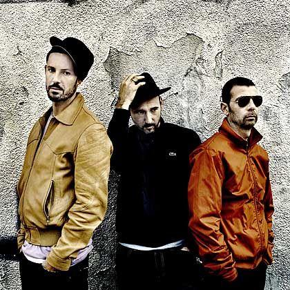 """HipHop-Trio Freundeskreis: """"Wir hatten keine Vorbilder damals"""""""