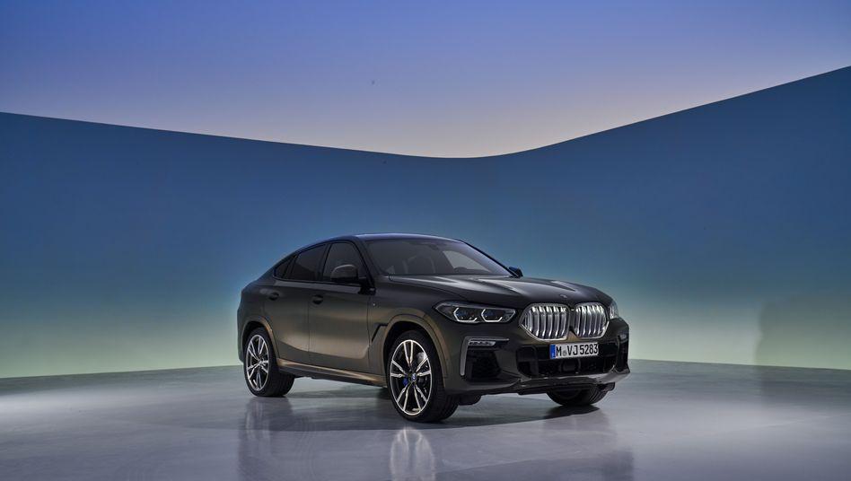 """BMW X6: """"Unsere neuen Modelle sind bei den Kunden sehr beliebt"""""""