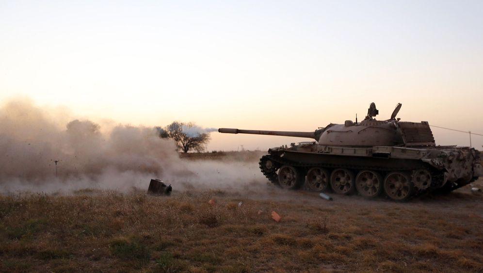 Bürgerkriegsland: Libyens Angst vor dem IS