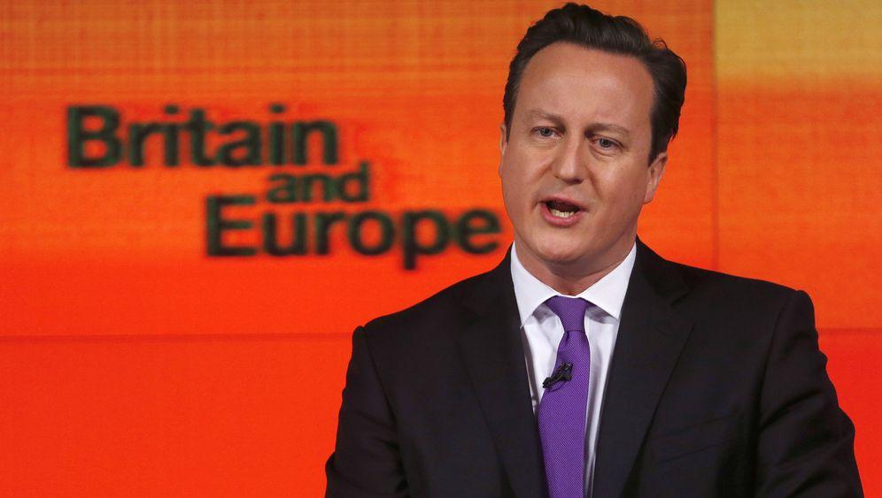 Camerons Europa-Strategie: Ich bin auch noch da!