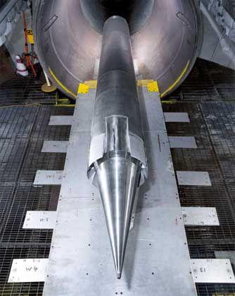 Im Juni 2002 getestete Hyperschall-Rakete: Mit Mach 6,5 ins Ziel