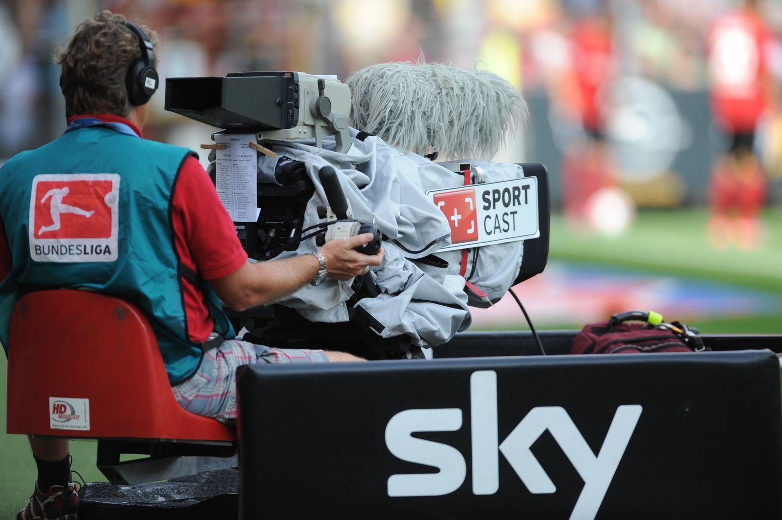 TV-Erlöse der Bundesliga