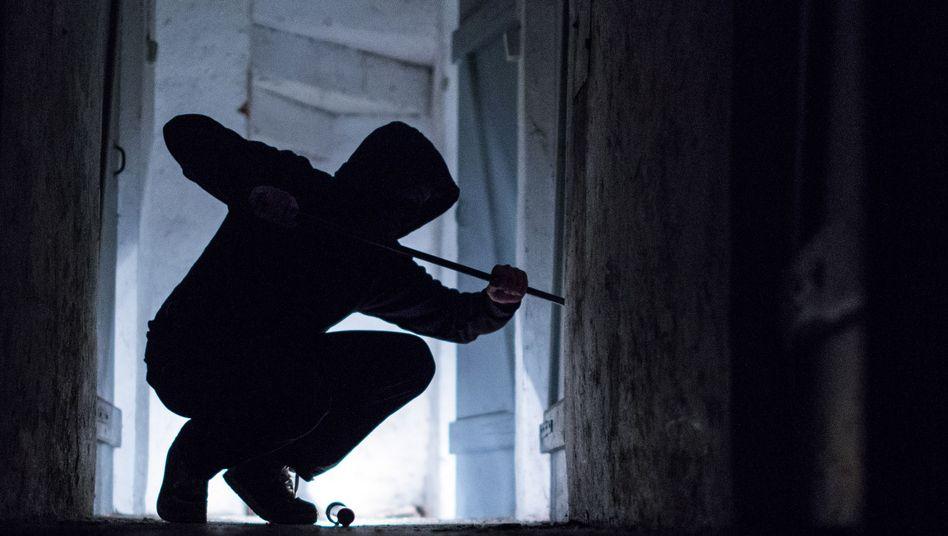 Einbrecher (Symbolbild)