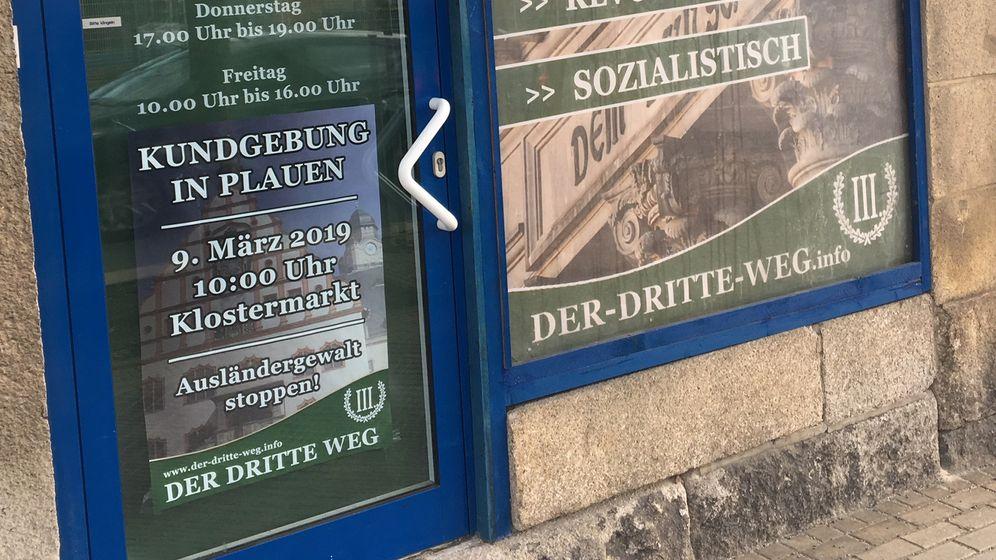 Fotostrecke: Ganz rechts in Plauen