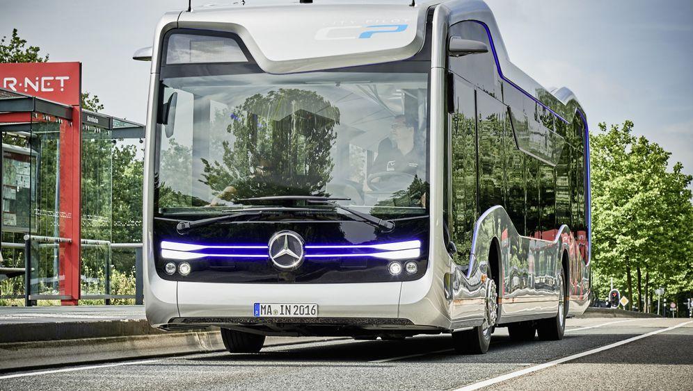 Autonome Busse: Dahin geht die Reise