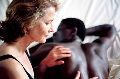 "Charlotte Rampling in ""Vers le sud"": Sextouristinnen in Haiti"