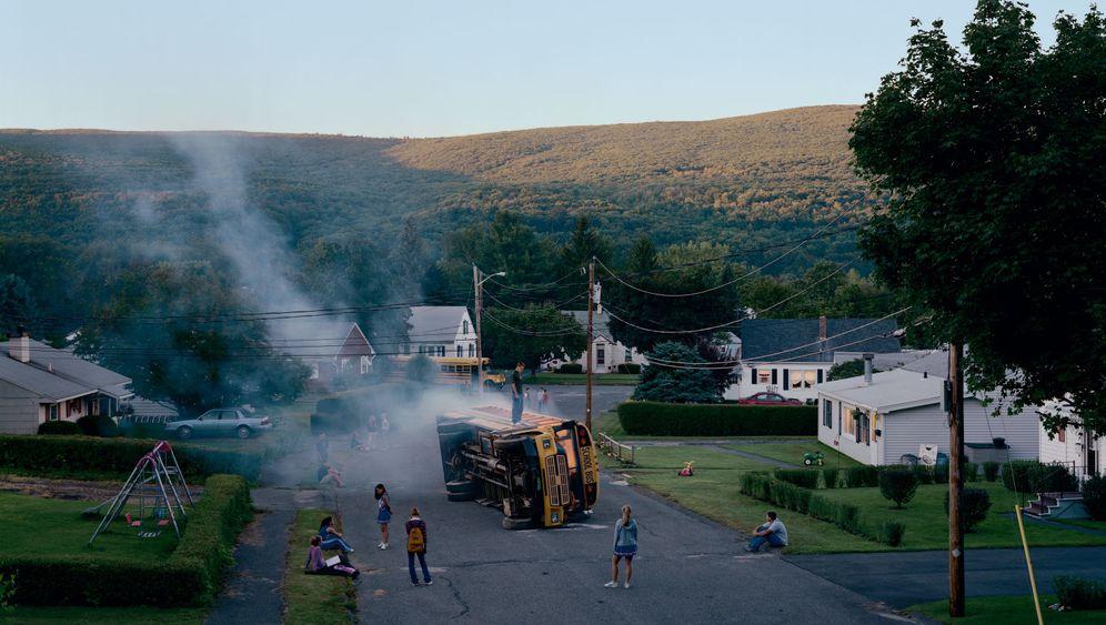 Fotograf Gregory Crewdson: Verliebt in die Kamera