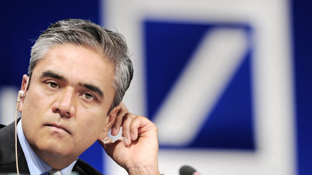 Photo Gallery: Deutsche Bank's New Indian CEO