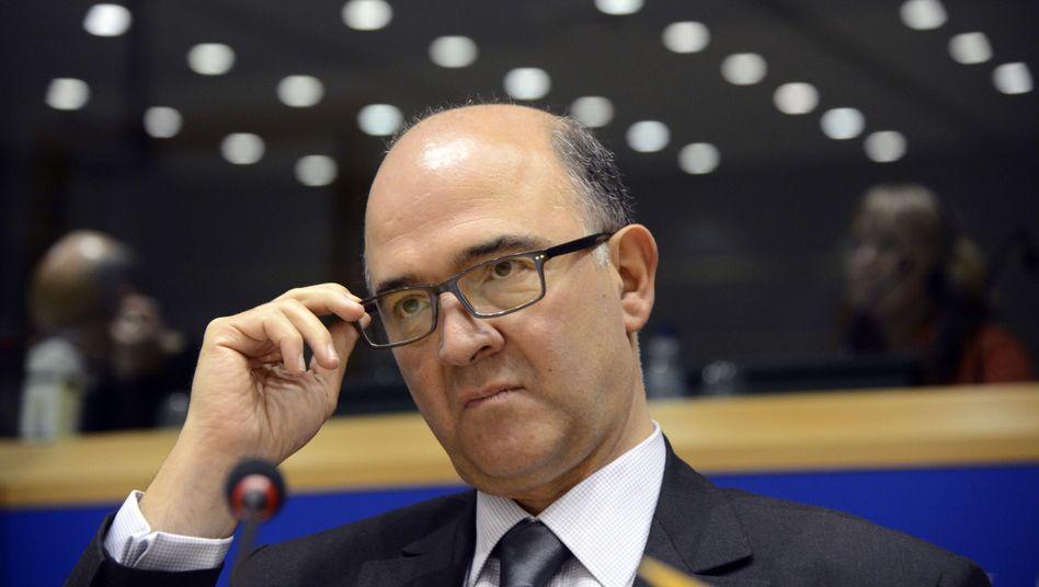 Finanzminister Pierre Moscovici: Ein Franzose für den Brüsseler Spitzenposten