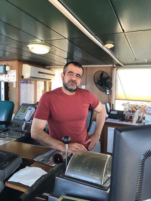 """Kapitän Mohammad Shabaan: """"Es ist schon zu Kämpfen gekommen"""""""