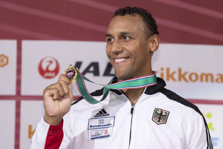 WM-Gold war bisher die Krönung von Hornes Karriere