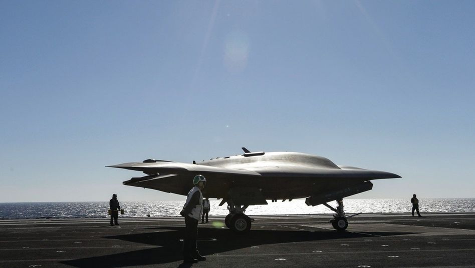 Drohnen und Kampfroboter: So sieht der Krieg der Zukunft aus