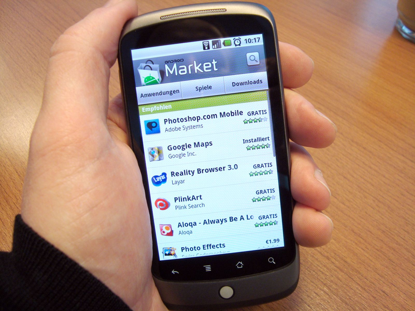 Nexus One / Google