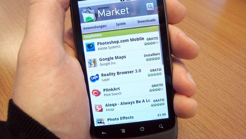 Nexus One: Google hat die letzte Lieferung des einzigen eigenen Handys erhalten
