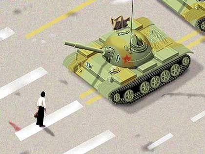 """Revolte in China: Welt aus """"War-Craft""""-Sicht"""