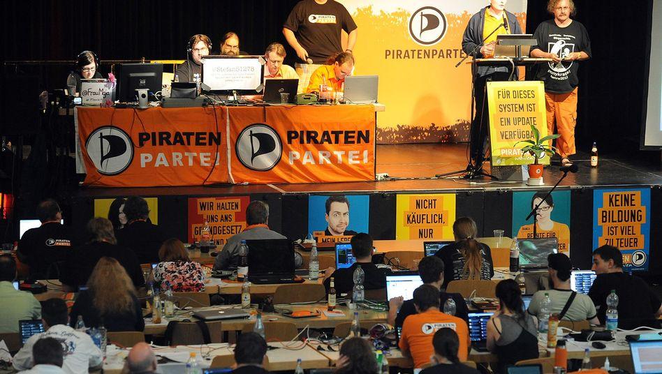 """Piratenparteitag in Dortmund (am 30. Juni): """"Machen statt labern!"""""""