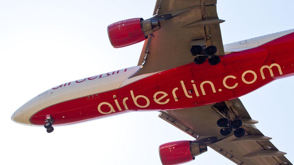 Air-Berlin-Airbus: Kanzlerin soll sich für Gemeinschaftsflüge einsetzen