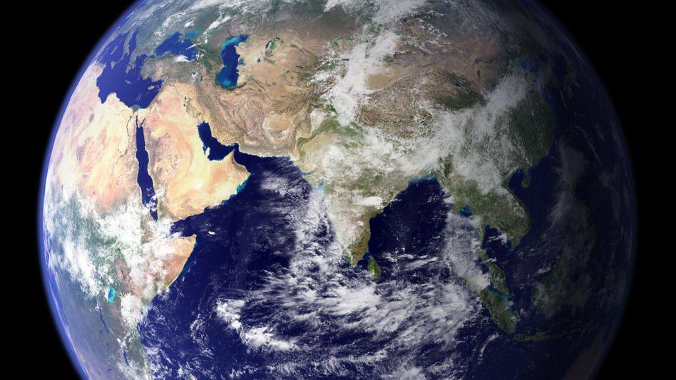 Wird die Erde von außerirdischen Lebewesen beobachtet? (Symbolbild)