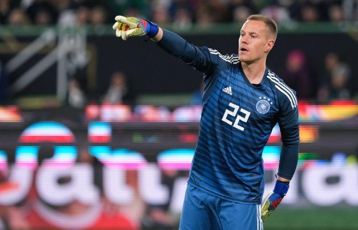 Marc-André ter Stegen bestritt bisher 22 Länderspiele für Deutschland