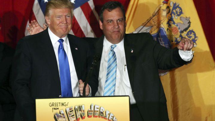 US-Wahlkampf: Vom Feind zum Freund