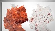 Die wichtigsten Zahlen für Deutschland
