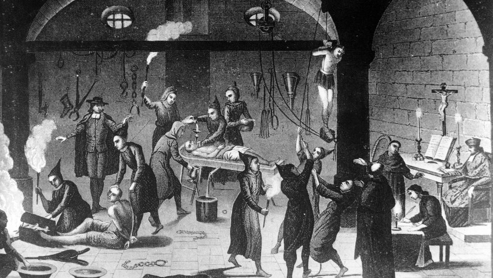 Photo Gallery: Torture in the Dark Ages