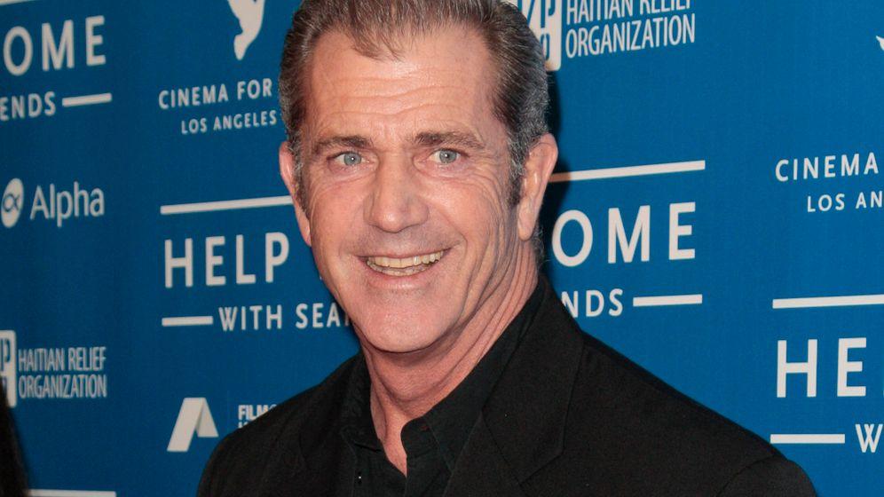 Mel Gibson: Zur Abwechslung unschuldig