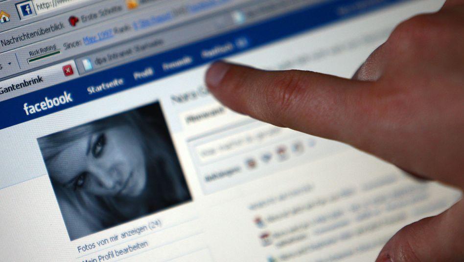 Facebook: Keine Profilselbstmorde bitte