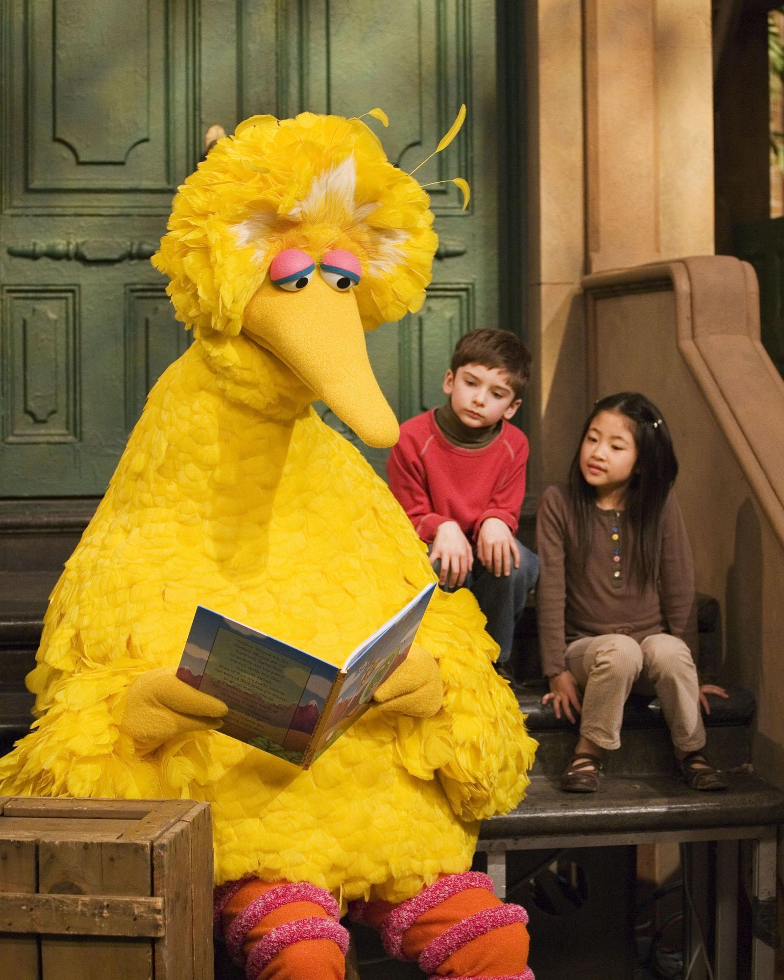 Big Bird Bibo