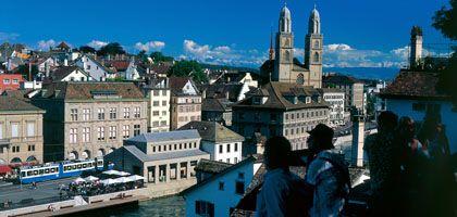 Finanzplatz Zürich: EU attackiert Schweizer Steuermodelle