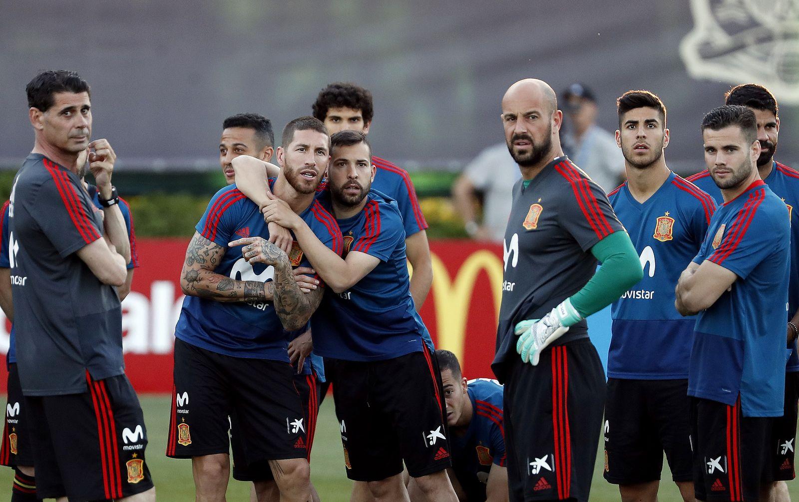 Trainerwechsel Spanien