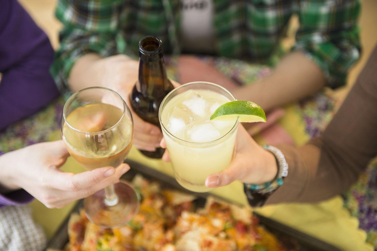 EINMALIGE VERWENDUNG Alkoholmythen