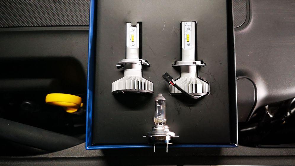 LED-Nachrüstung: Es werde Licht