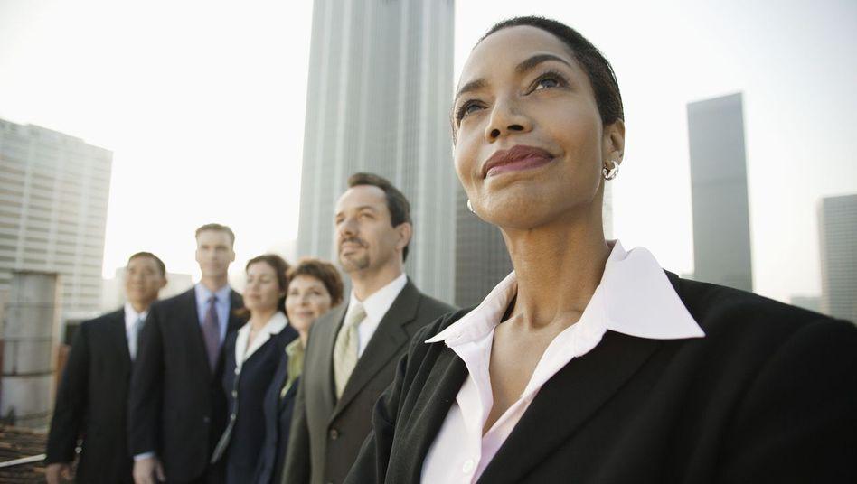 Expertenforderung: Gäbe es für Frauenförderung Bonus, käme Tempo in den Prozess