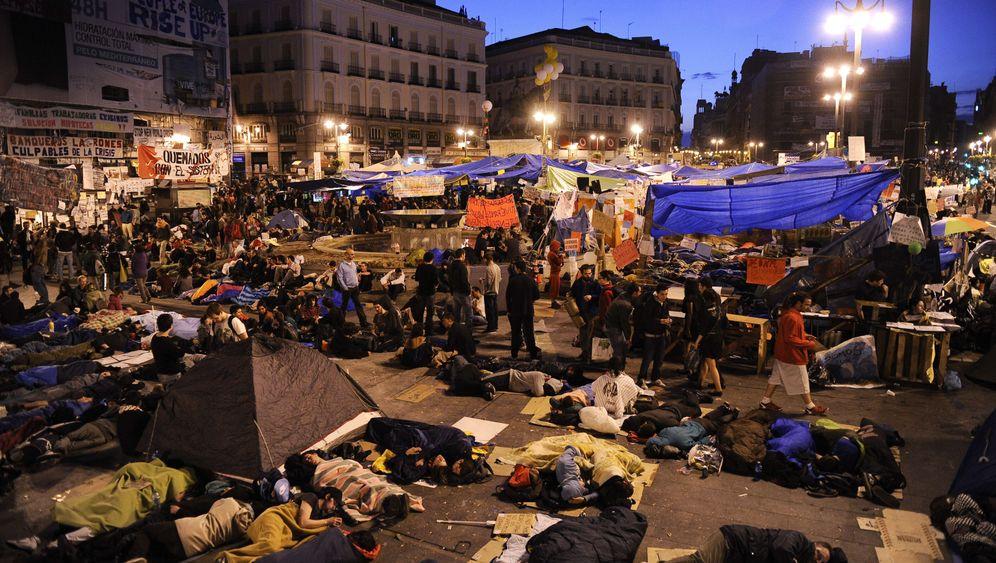 Protest in Spanien: Volksfest aus Volksfrust