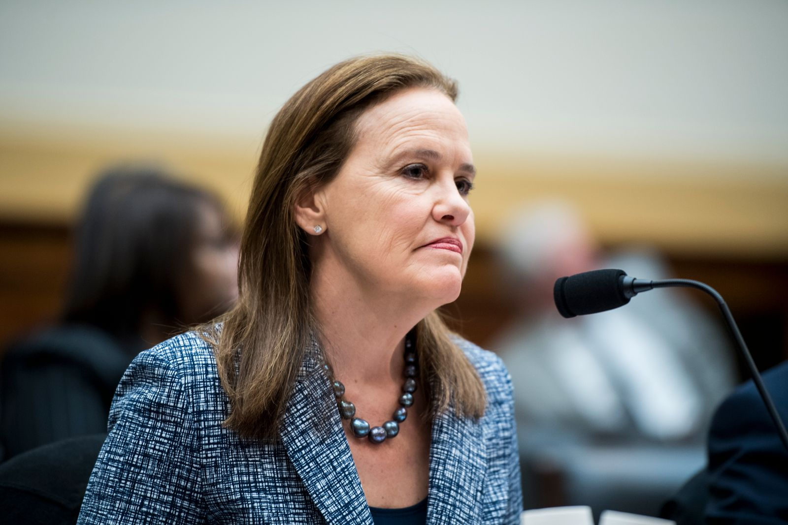 Former Defense Undersecretary for Policy Michele Flournoy