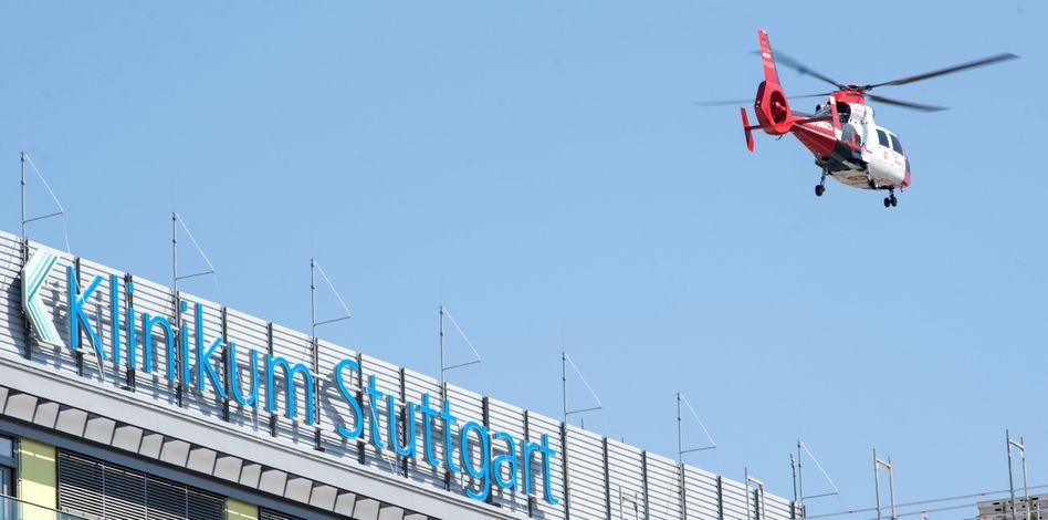Klinikum Stuttgart: Schauplatz krummer Geschäfte? (Archivbild)