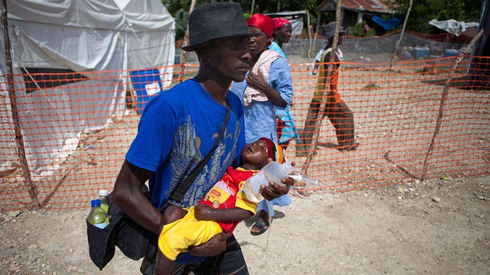 Haiti: Land in Trümmern