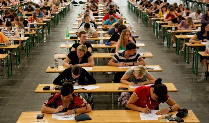 Prüfungsstress: Es ist keine Schande, den GMAT mehrfach zu wiederholen