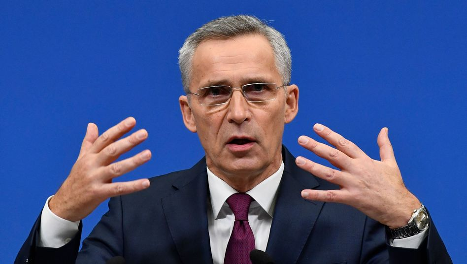 """NATO-Generalsekretär Jens Stoltenberg: """"Einen gemeinsamen Ansatz beibehalten"""""""