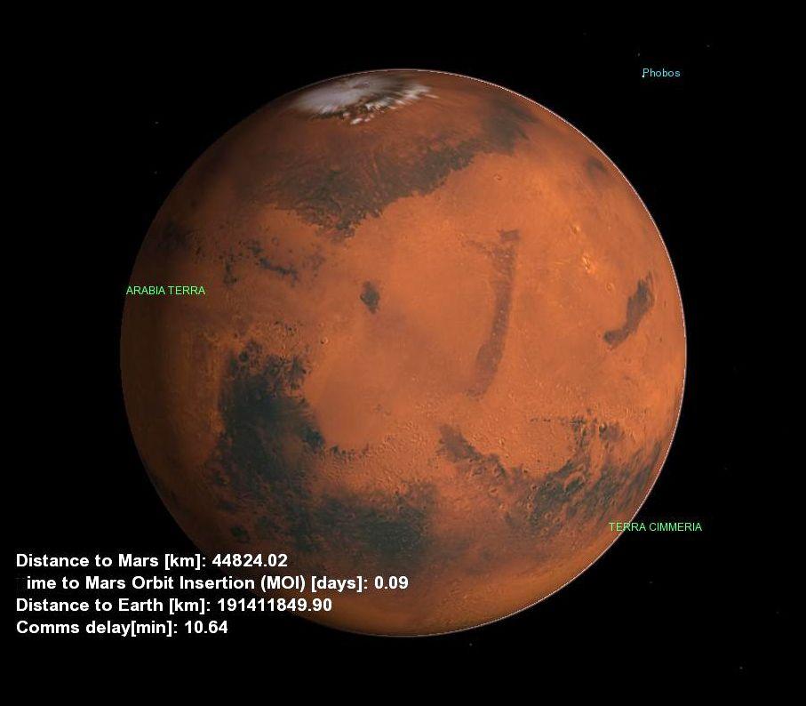 Mars 500 / ESA