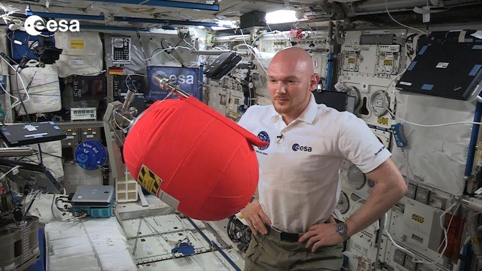 Astronaut Alexander Gerst: Sechs Fragen, sechs Antworten