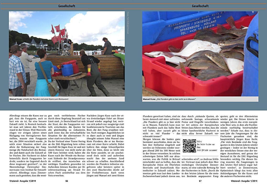 EINMALIGE VERWENDUNG SPIEGEL-Schülerzeitungspreis 2014 Reportage Platz 1 Vitzional