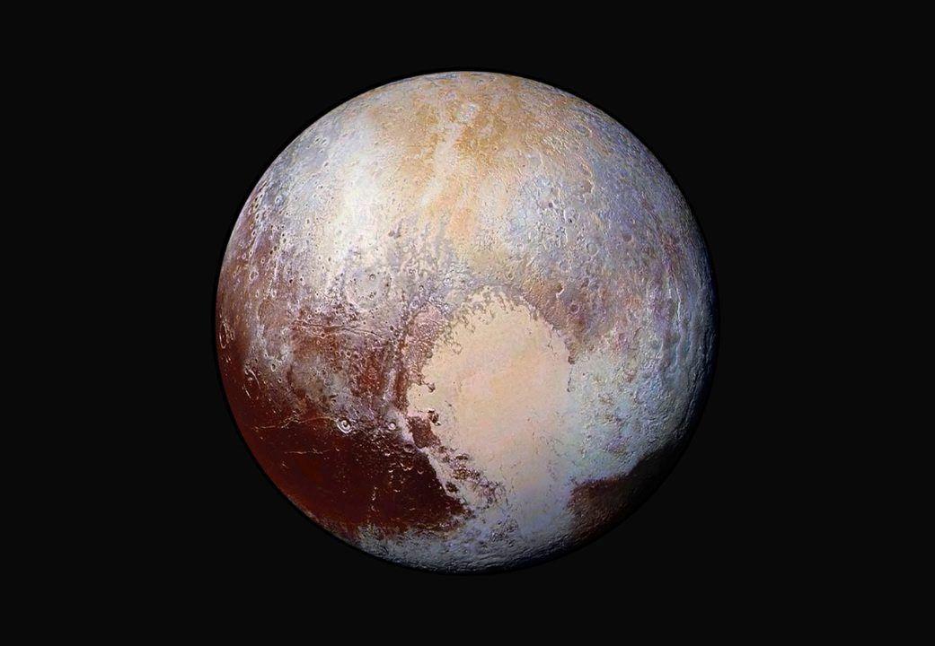 Pluto/ Zwergplanet